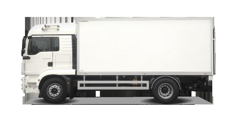 Lastbil opbygninger